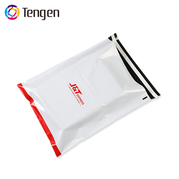 2019 Custom Logo Poly Mailer Printed Plastic Courier Bags Colored Mailing Bags