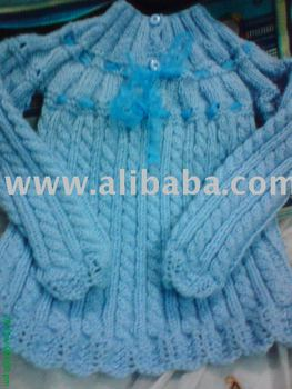 ff07a32f7 Woolen Baby Dress - Buy Handmade Baby Dresses Product on ...