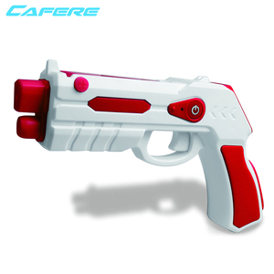 Manufacturer Wholesale Bluetooth Shooting Augmented Reality Children Play Game Guns Replica AR Toys For Man And Women