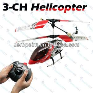 3 Channels CH USB Charging Infrared Remote Control RC Pro Helicopter Toy