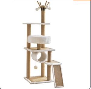 All Size High Quality Large Cat Tree Cat Tree House Wooden