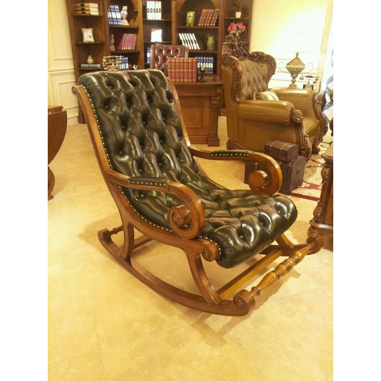 Wondrous Antique Wooden And Leather Rocking Chair Buy Antique Wooden And Leather Rocking Chairs Antique And Leather Rocking Chair Antique And Leather Rocking Frankydiablos Diy Chair Ideas Frankydiabloscom
