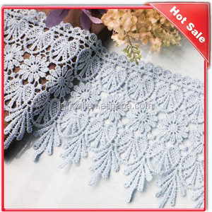 cotton french chemical lace