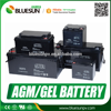 Bluesun solar power system UPS Telecom application 12v 500ah lead acid battery