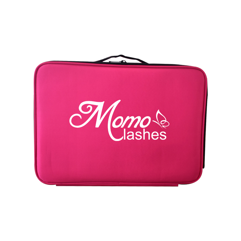 Private Label Make-Up Tool Professionele Hot Selling Nieuwe Modieuze Volume Wimper Extensions Cosmetica kit bag