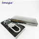 Genuine leather car Key chain/ luxurious car key ring/key finder with box/case