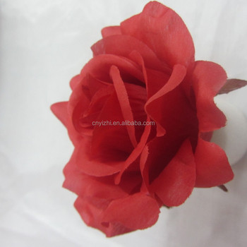 For Fabric Rose Flower Bud Flower Arrangement Accessories Wholesale