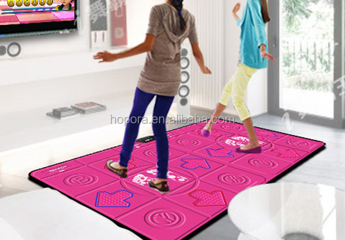 Universal Ddr Game Party Mix Plug Twin 2 Player Dance Mat Double ...
