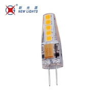 dimmable 12v ac dc 1w 1.5w 2w 3w 270degree smd led bulbs led g4 lights lamp