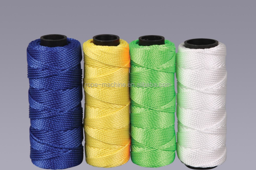 wholesale colourful PP/Nylon Packing Twine/String