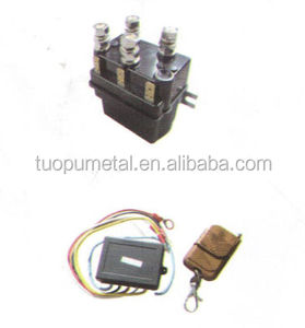 China alibaba mairne windlass accessories handle and switch and solenoid and control box