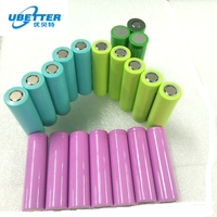 Rechargeable Lithium Ion Battery 18650 3.7V 2000mAh 5C Power Type Cells Customize