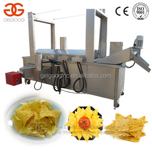 Continuous Falafel Fryer Production Line/Fryer Potato Price