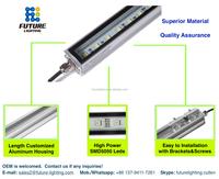 Mini Led Wall Projector Led Linear Light 6w Mini Wall Washer 500mm ...