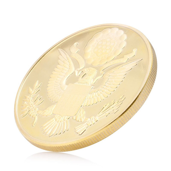 egypt famous building casting gold commemorative coins gold plated commemorative ancient old coins