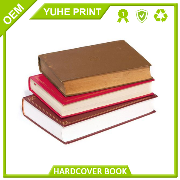 Factory price custom designed bulk boar book debossing hardcover colour blindness test book printing