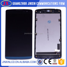 [Jinxin] New Arrival lcd touch screen digitizer for LG Leon H340 original good quality