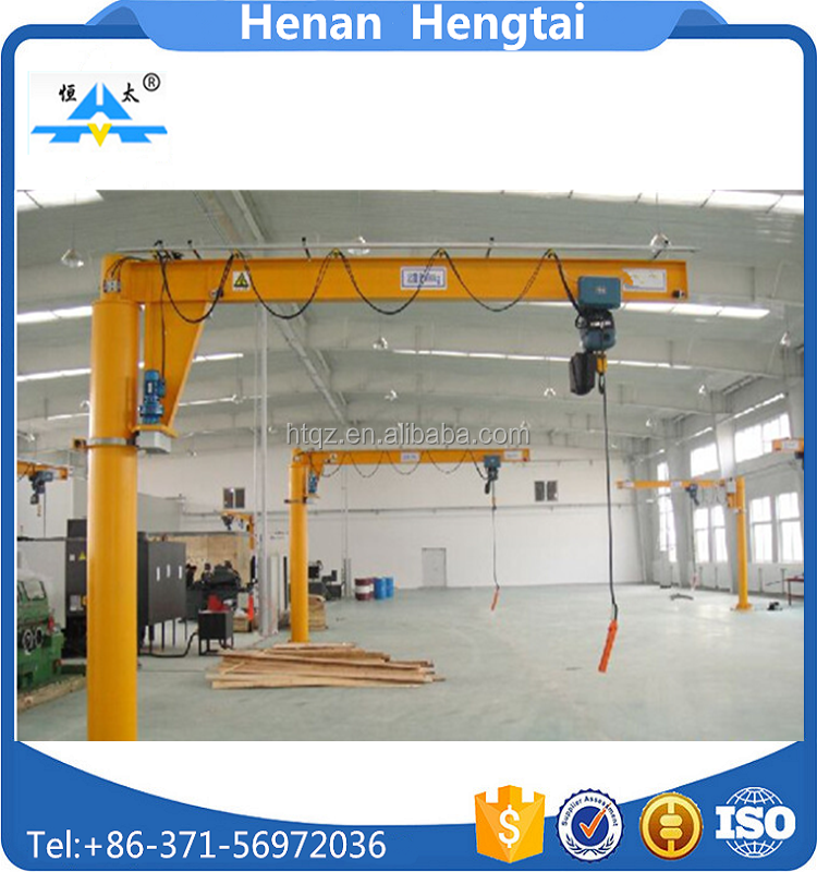 Small and Light Type Portable Jib Crane 600kg