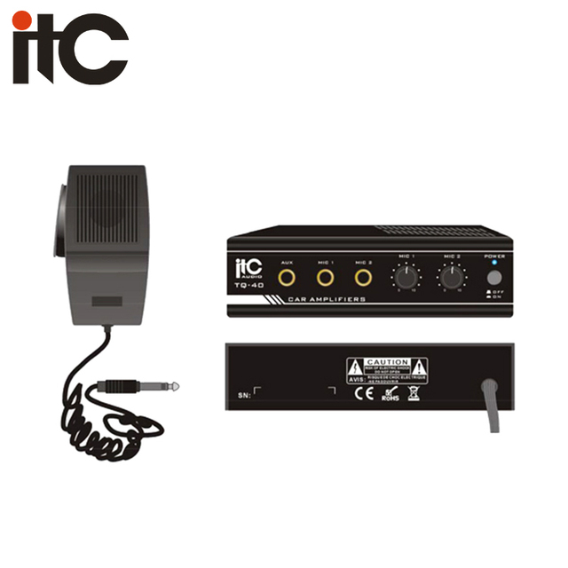 Itc 40w Car Audio Car Audio System Ads Car Amplifier Buy Car Audio