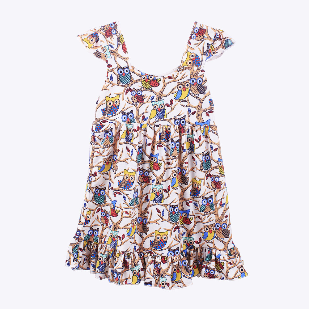 e7e9f7ed413b 2017 New Childrens Boutique Clothing Cotton Wholesale Cheap Baby Wear Kid Clothes  Girl Summer Dress - Buy Little Girls Cotton Summer Dresses