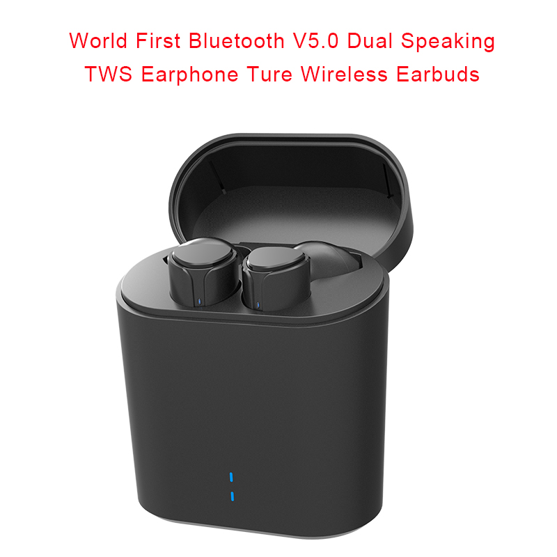 TWS Ture wireless Earbuds V5.0 Bluetooth headset