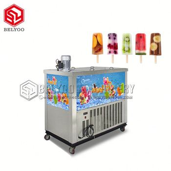 ROTARY ICE CREAM MACHINE Commerical Popsicle Machine Ice Lolly Maker Machine To Buy For Ice Pops