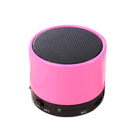 OEM Wireless Music Mini New Product 2018 Portable Speaker Bluetooth Gold