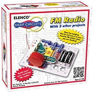 LearningLAB Snap Circuits FM Radio