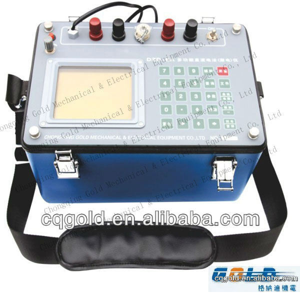 DZD-6A Electronics Measuring Instrument and Mineral Exploration