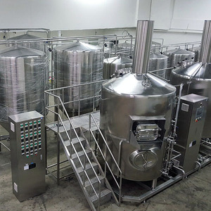 Manufacturing high-quality draft beer equipment ,commercial beer equipment in beer plant machinery