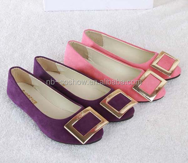 16b7cb346b39fc Ladies Wholesale China Flat Shoe