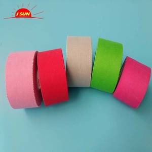 Colored Athletic Tape Fingers Printed Breathable Sports Tape
