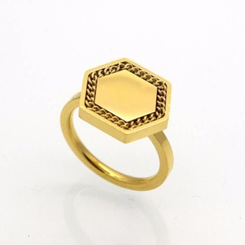 Fashion Latest Ladies Simple Finger Gold Wedding Rings Design For