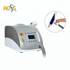 ADSS hot sale Q -switch nd yag laser tattoo removal beauty equipment
