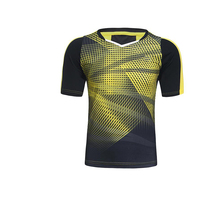 Cheap Fast Dry Sublimated Printing OEM ODM Badminton Clothing