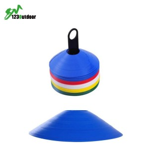 Christmas Promotion Sports football marker Cones set