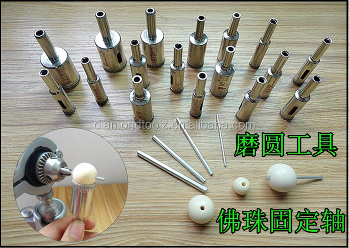 Hot sale diamond plated hole saw drill bits in glass marble ceramic from Talentool