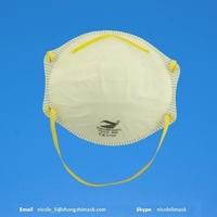 disposable non-woven chemical face shield