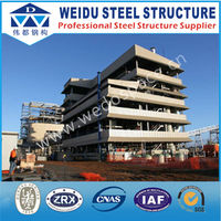 High quality structural steel fabrication companies made in india