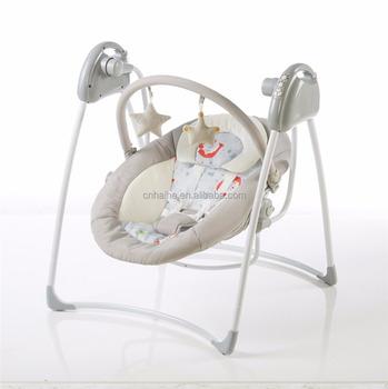 Schommelstoel Elektrisch Baby.Baby Elektrische Schommelstoel Wieg Kinderstoel Draagbare Swing