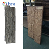 Decoration exterior wall side polyurethane faux stone wall panels best price