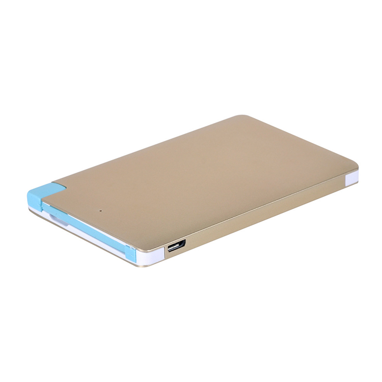 Ultra Thin power bank