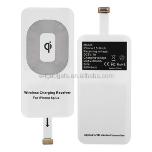 Universal Qi Wireless Charger Receiver for all smart phones
