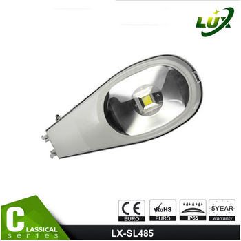 IP65 waterproof CE & RoHs approved 40w high lumen corrosion resistance led roadway lighting