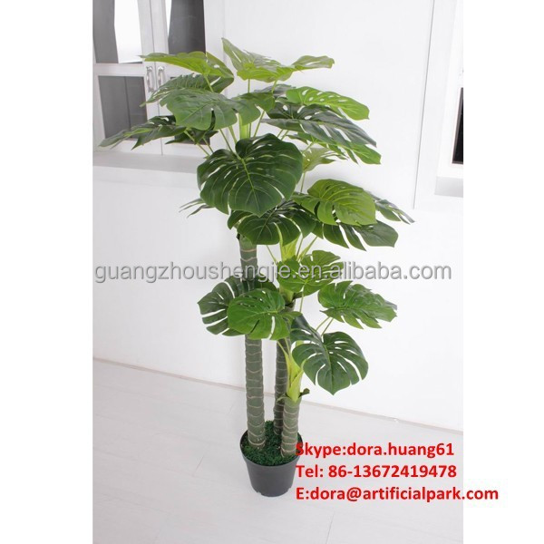 Sjh080310 fabrication artificielle bonsa lindoor plantes for Grande plantes artificielles