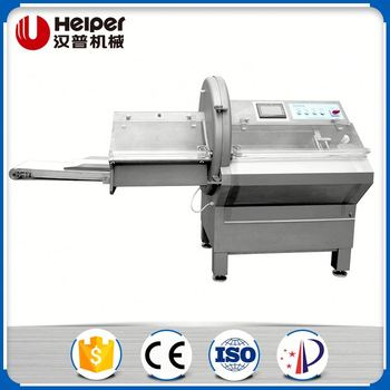 Safe Full Automatic Meat Slicer Machine For Sale