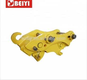 BEIYI Equipment Quick Coupler for Excavator