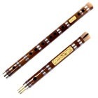 China Traditional Musical Instrument Handmade C D E F G Key Bamboo Flute Music Instrument