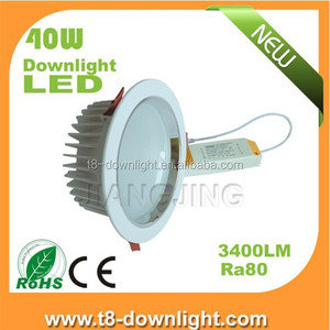 Dimmable online shopping hongkong super brightness led ceiling lamp downlight led drop ceiling light