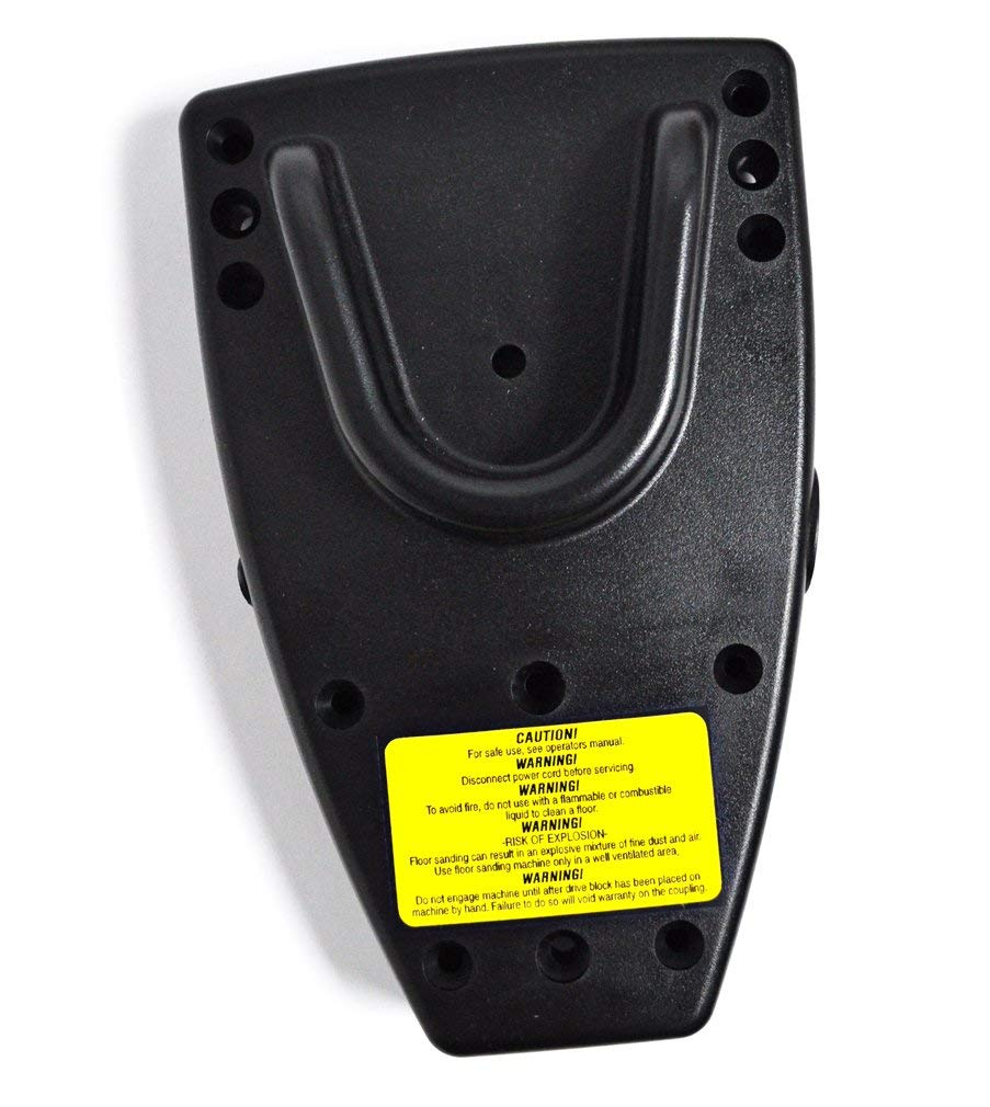 8e965373bc6 Get Quotations · Powr-Flite Black Handle Back M Series X8002A